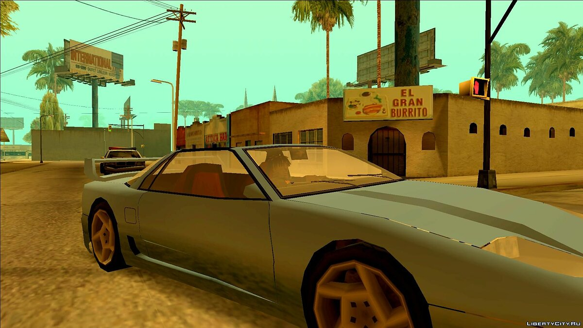 Weapon mod Atmosphere Colormod & Timecyc for GTA San Andreas