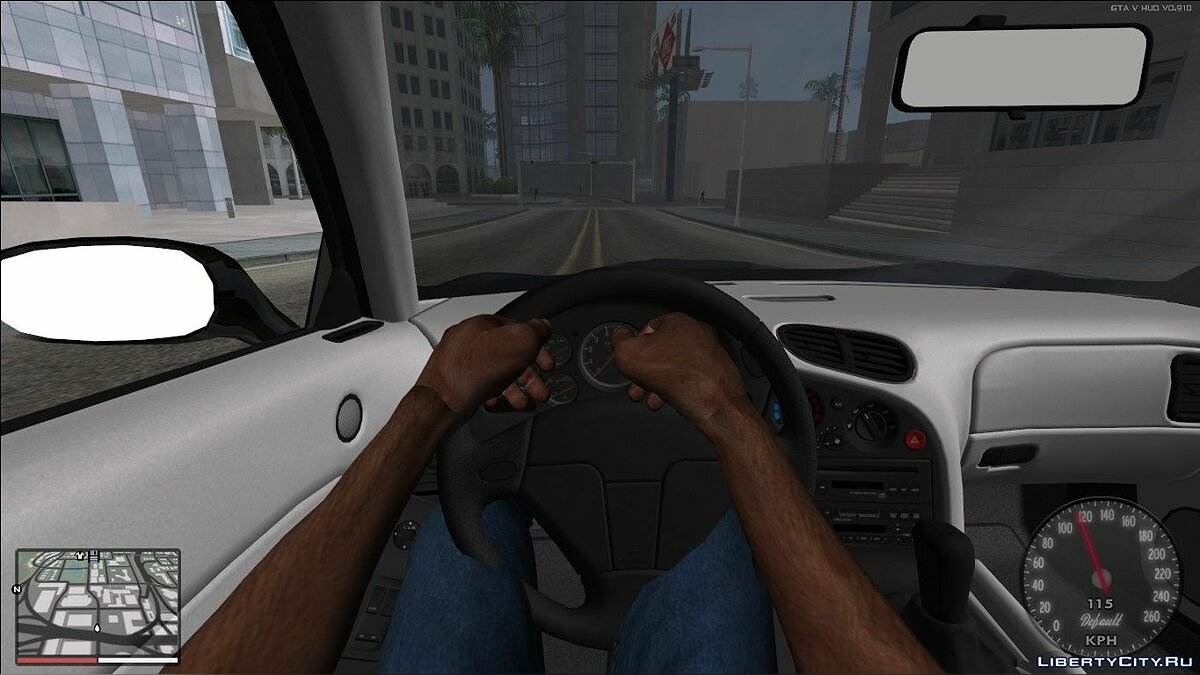 First Person View - First Person Mod 3.0 (Fixed) for GTA San Andreas