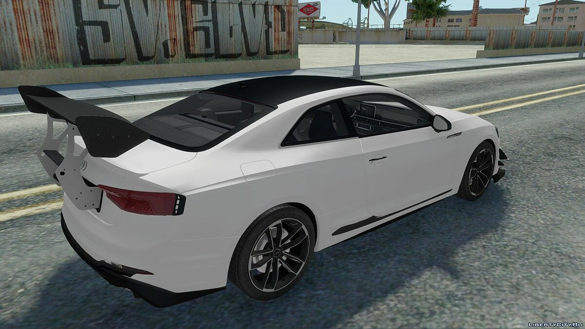 Audi car Audi RS5 for GTA San Andreas
