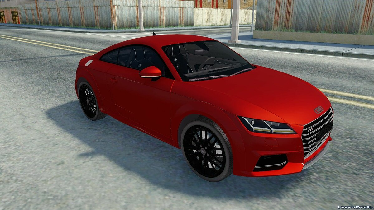 Audi car Audi TTS for GTA San Andreas