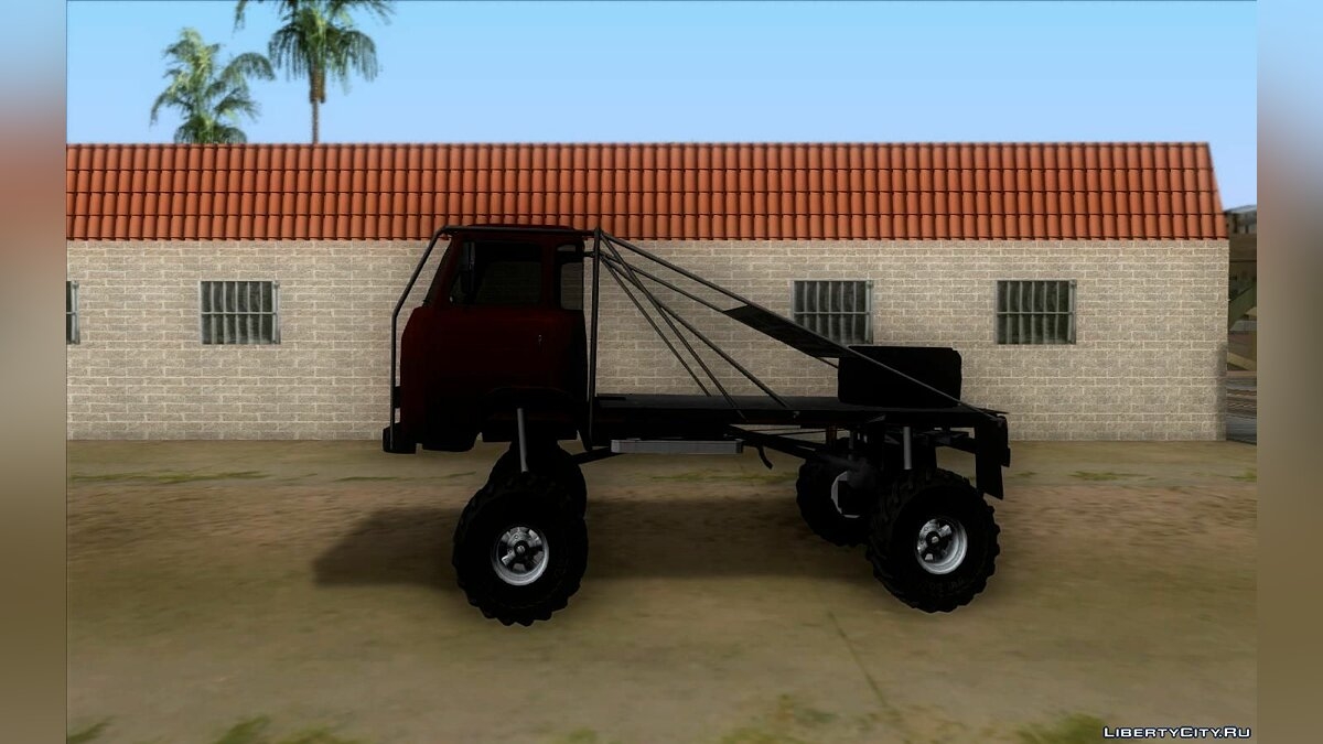 Avia car Avia A31 Trucktrial for GTA San Andreas