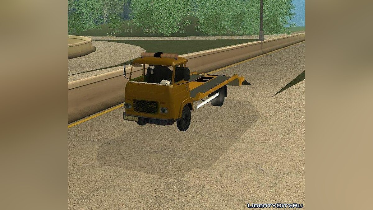 Avia car Avia A31 Tow truck for GTA San Andreas