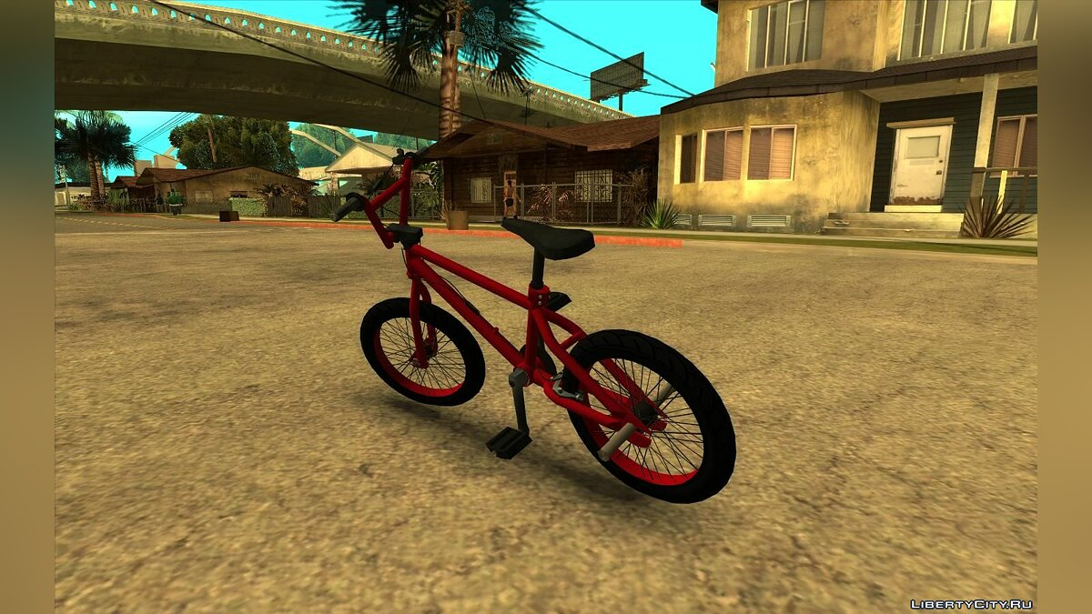 Bicycle BMX from GTA 5 for GTA San Andreas