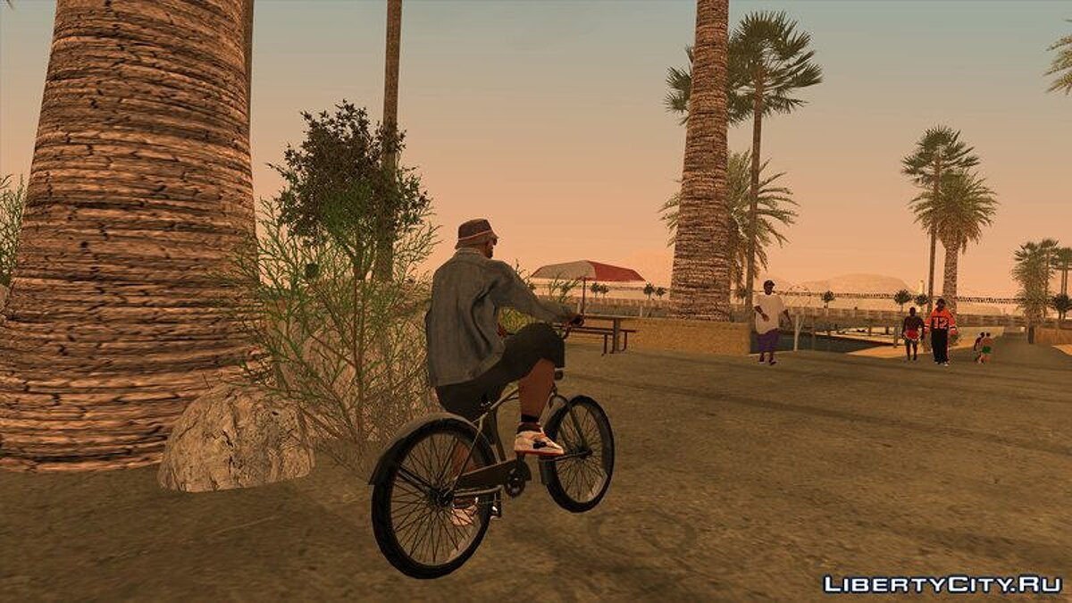 Bicycle GTA V Cruiser for GTA San Andreas