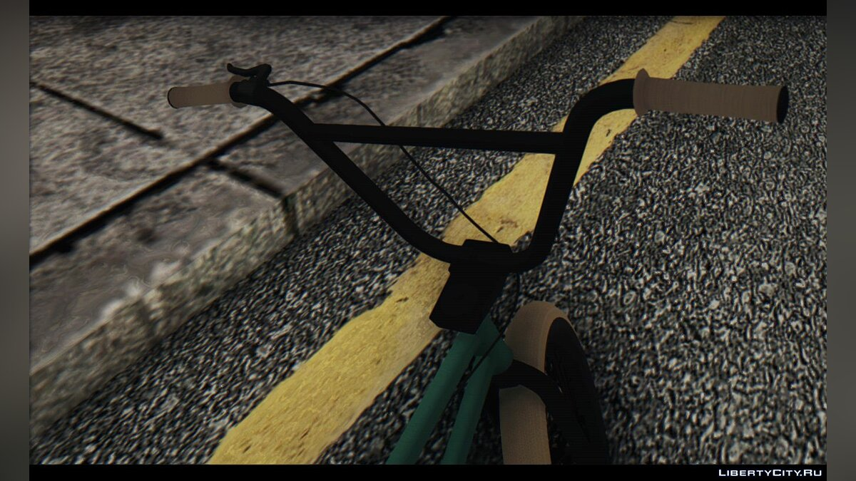 Bicycle Mafiabikes Kush 2+ for GTA San Andreas