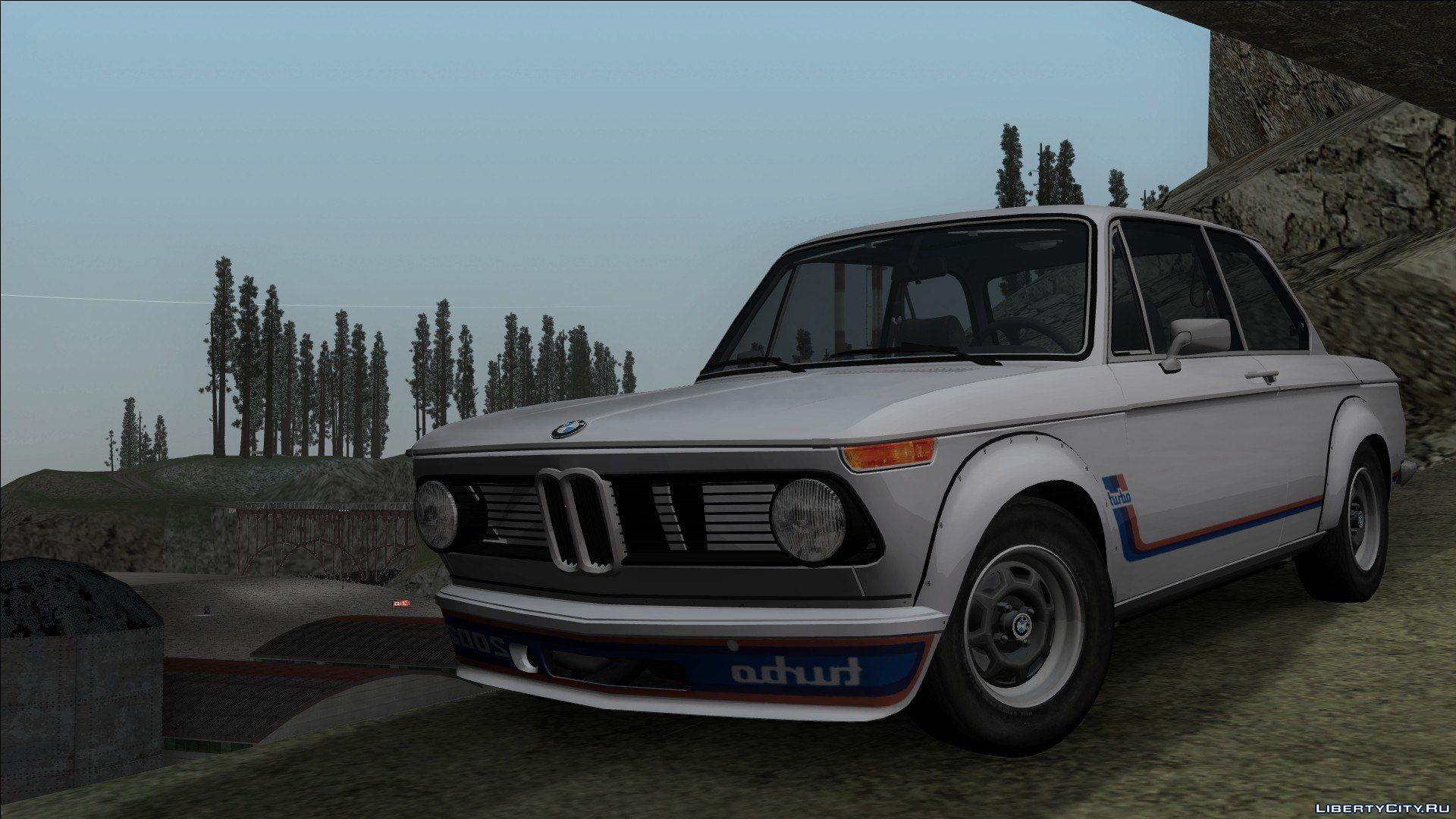 bmw 2002 turbo e10 1973 for gta san andreas. Black Bedroom Furniture Sets. Home Design Ideas