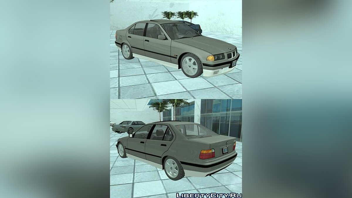 1994 BMW 320i e36 v2.0 for GTA San Andreas