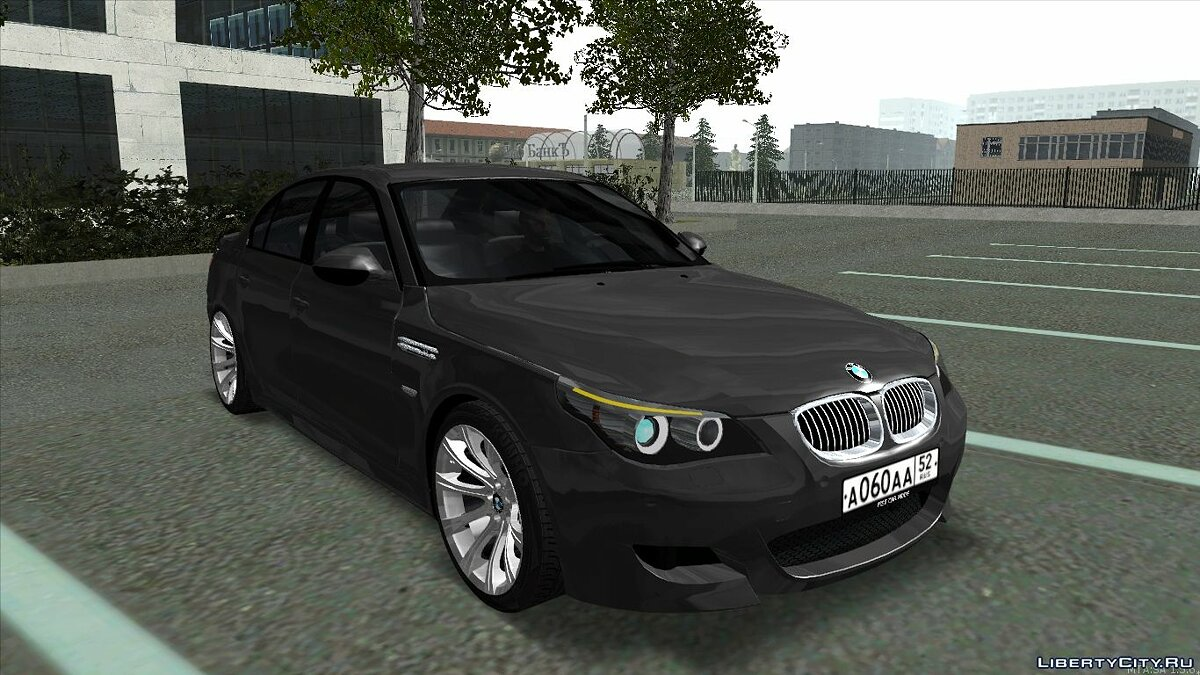 BMW M5 E60 for GTA San Andreas - Картинка #1