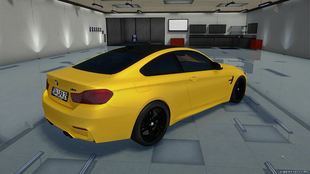 BMW car BMW M4 SS F82 for GTA San Andreas