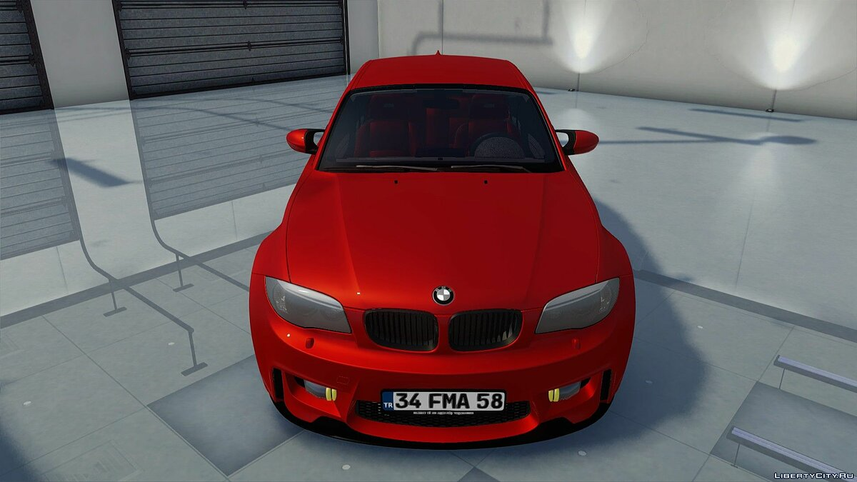 BMW car BMW M135i Coupe for GTA San Andreas