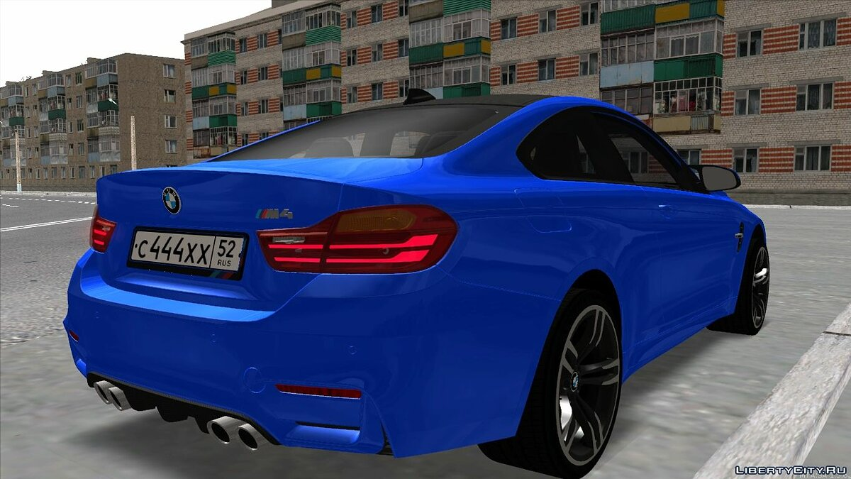 BMW car Bmw mch for GTA San Andreas