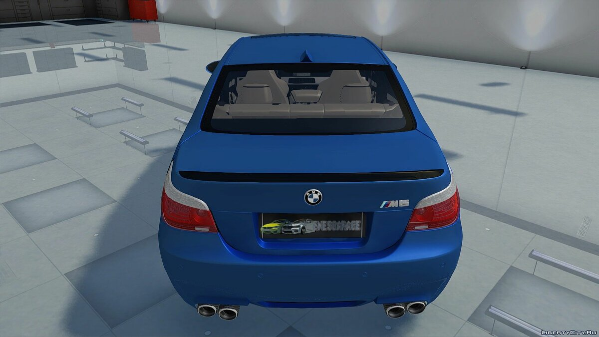 BMW car BMW M5 E60 Competition for GTA San Andreas