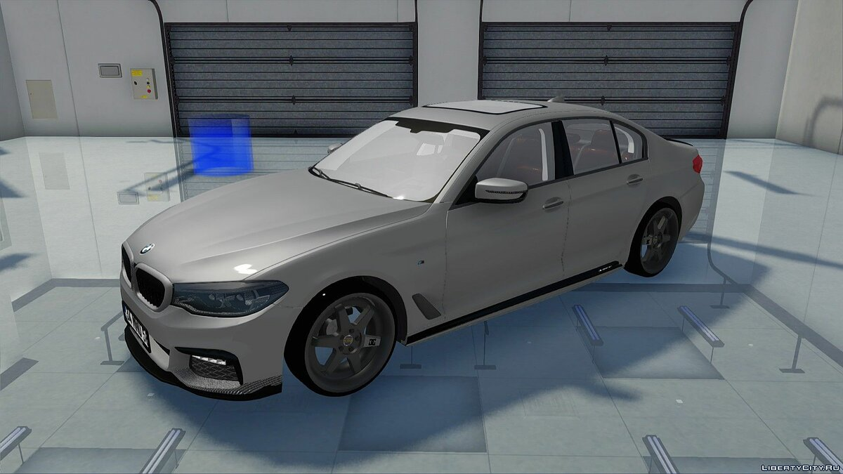 BMW car BMW 540i M Performance for GTA San Andreas