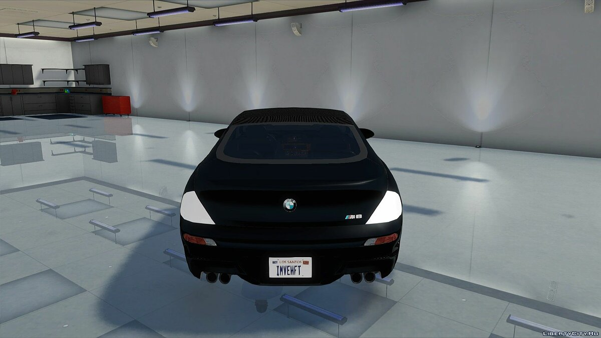 BMW car BMW MB E63 for GTA San Andreas