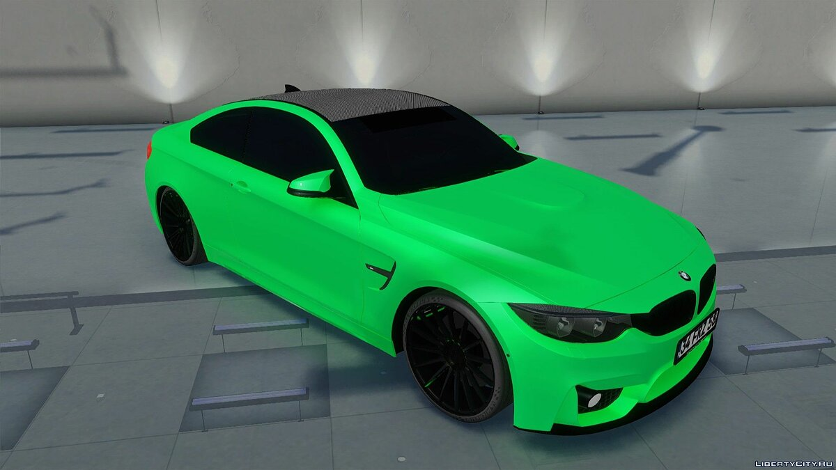 BMW car BMW 428i F32 for GTA San Andreas