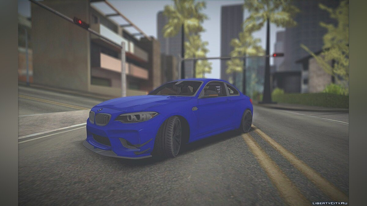 BMW car BMW M2 Coupe by AC Schnitzer for GTA San Andreas