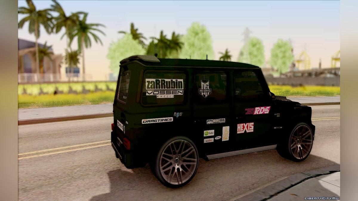 Brabus car Brabus 700 for GTA San Andreas