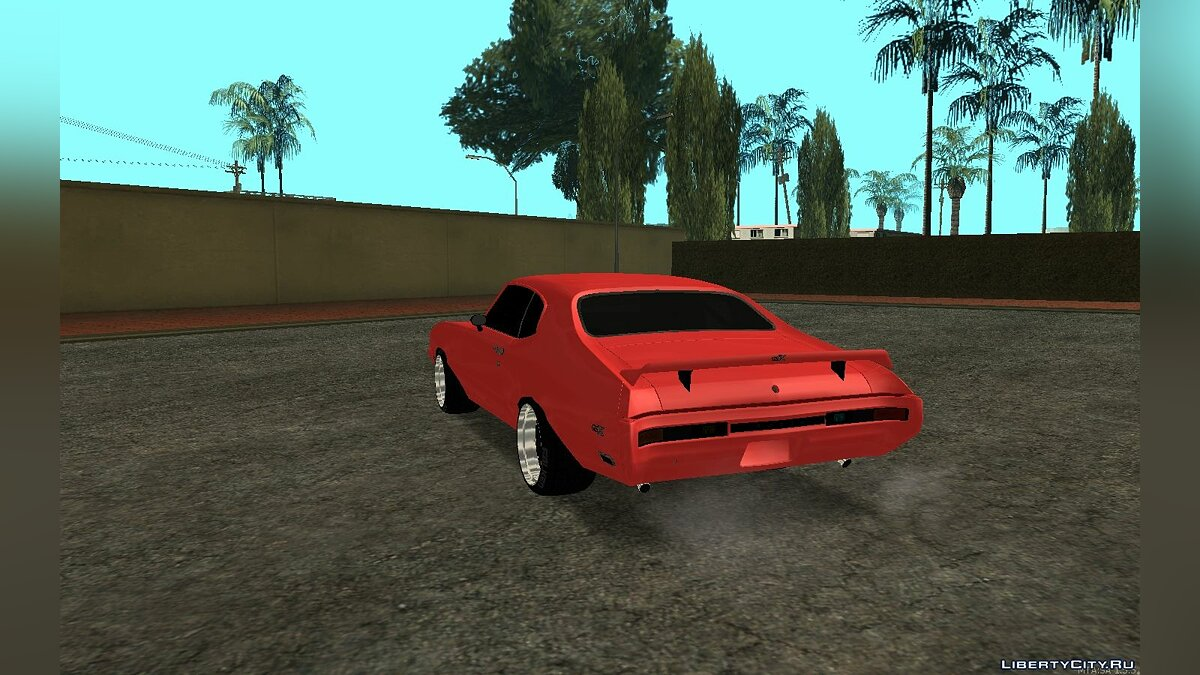 Buick car 1970 Buick GSX V10 for GTA San Andreas