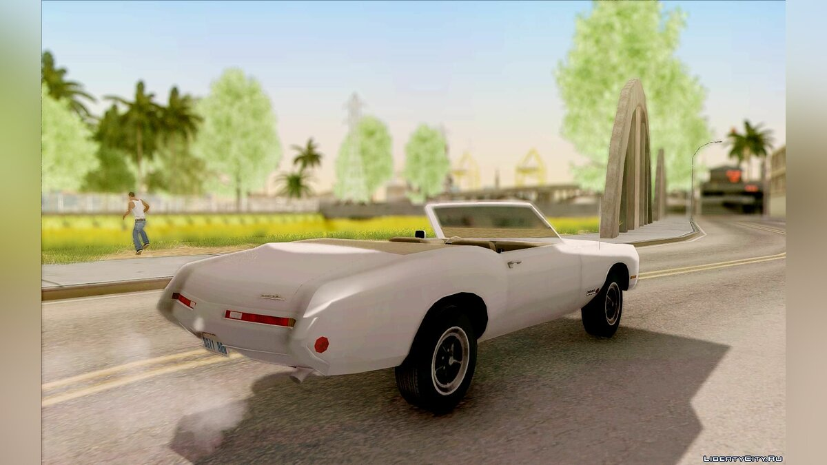 Buick car Buick Riviera GS 1969 for GTA San Andreas