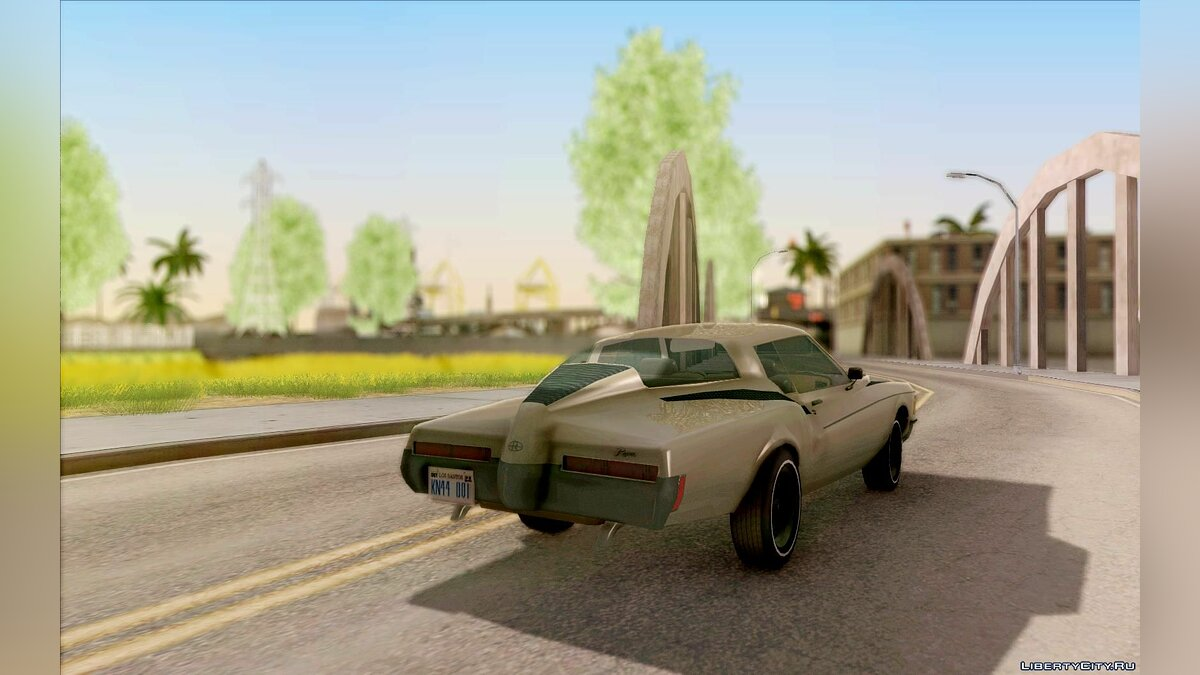 Buick car Buick Riviera Boattail 1972 Tuned for GTA San Andreas