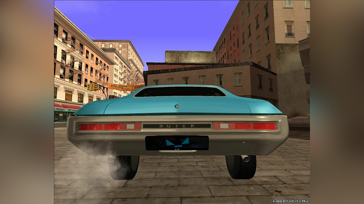 Buick car Buick GSX 1970 for GTA San Andreas