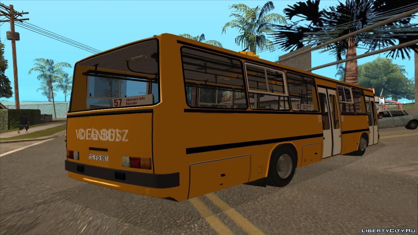 Ikarus for gta san andreas for Ikarus