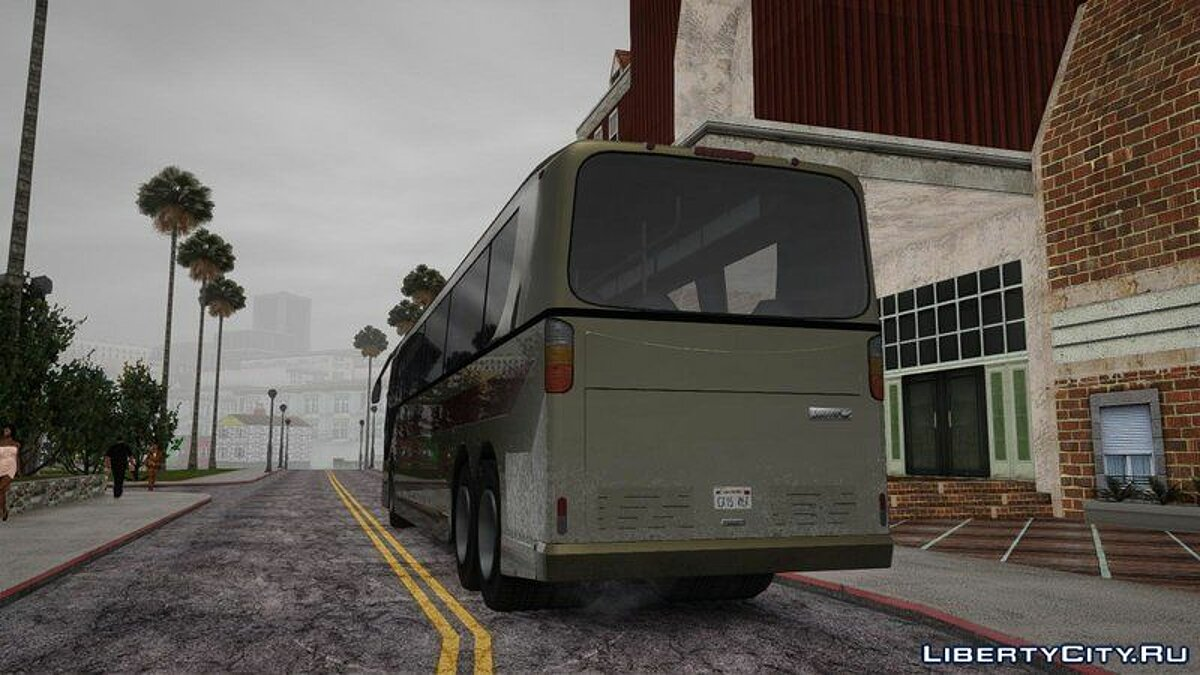 Bus Caisson Whippet for GTA San Andreas