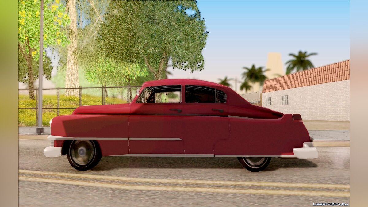 Cadillac car Cadillac Series 62 Sedan for GTA San Andreas