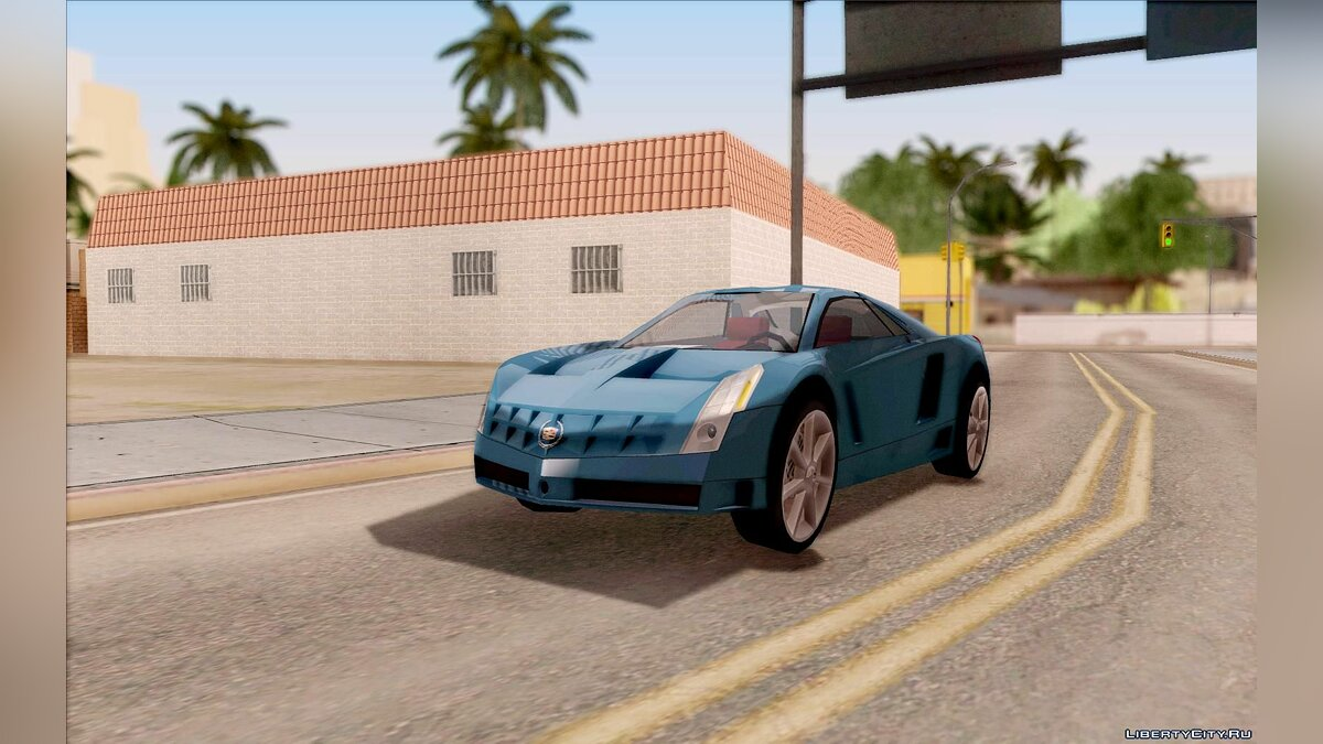 Cadillac car Cadillac Cien for GTA San Andreas