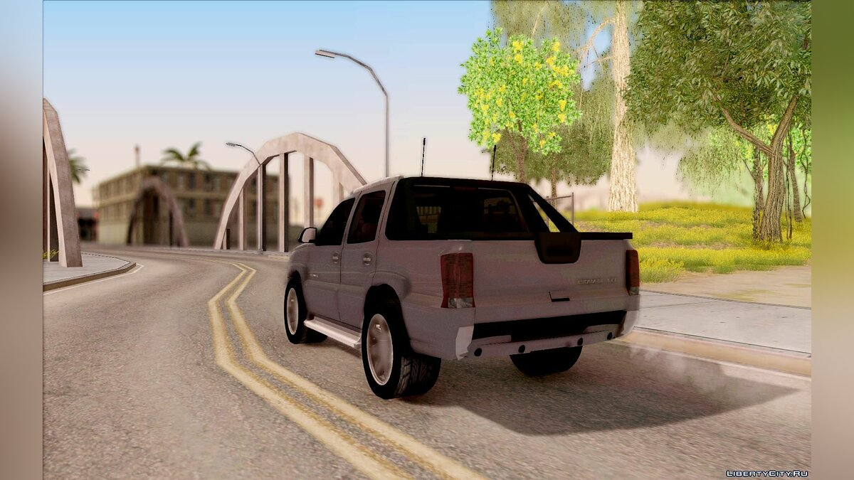 Cadillac car Cadillac Escalade Pickup for GTA San Andreas