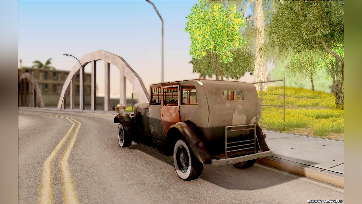 Cadillac car Cadillac BP for GTA San Andreas
