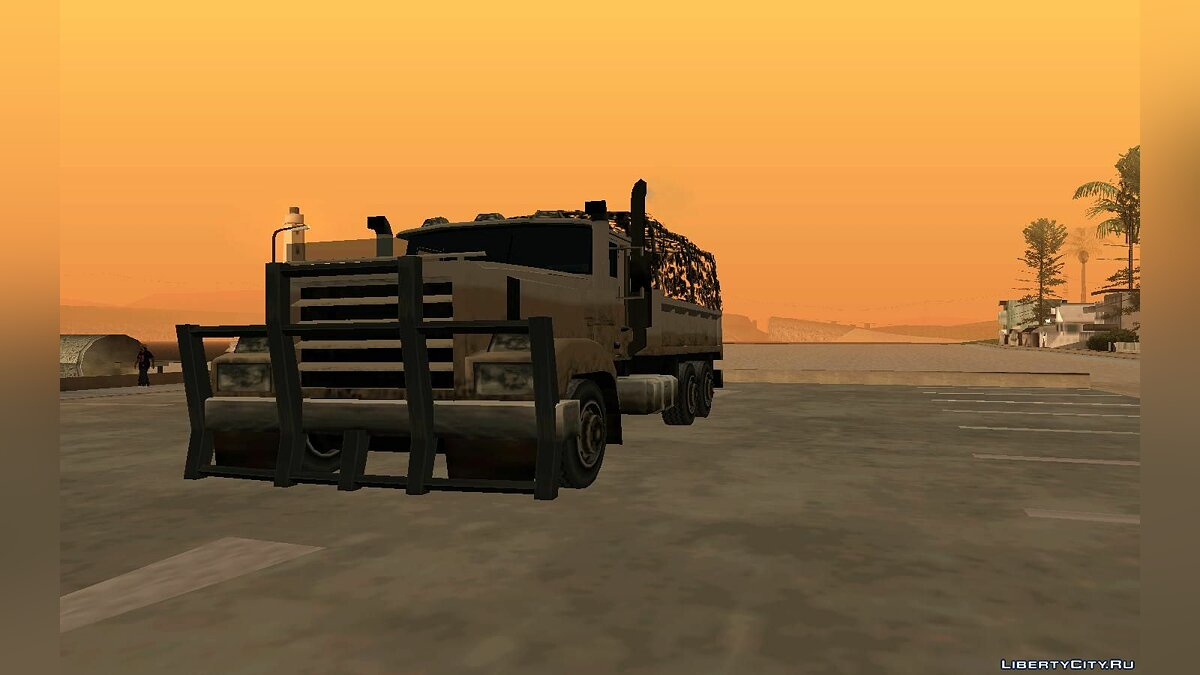 Car packs Updated Army Truck Pack for GTA San Andreas