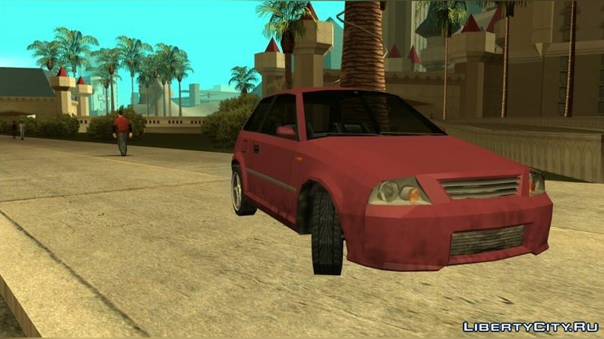 Car packs Cars from NFS Most Wanted Traffic for GTA San Andreas