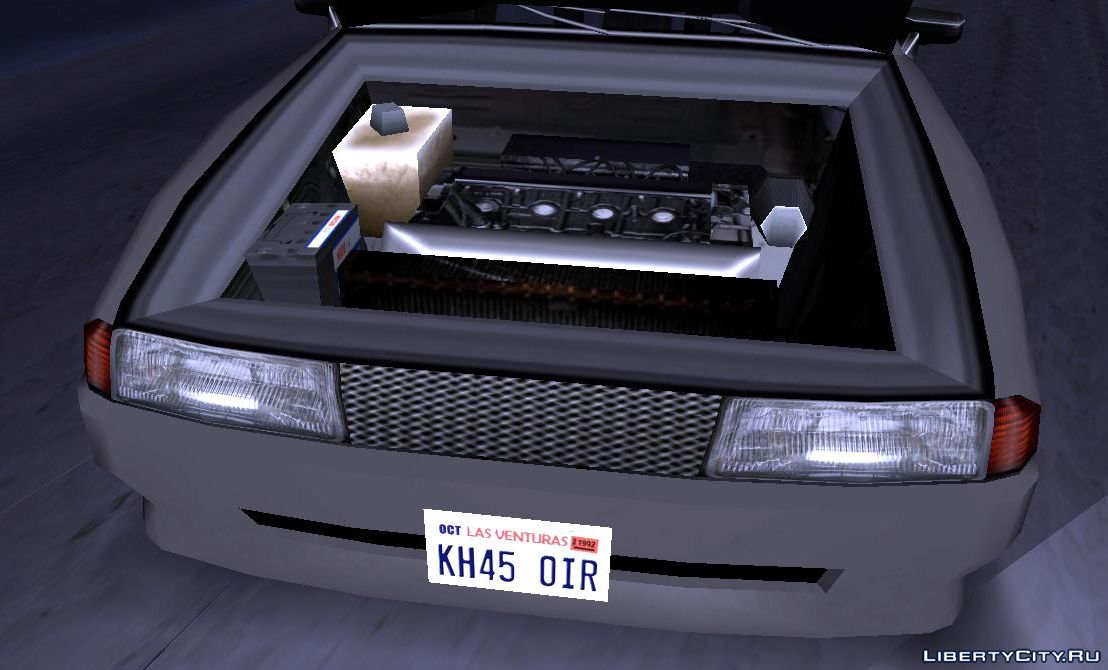HD Textures for cars - Rikintosh's Small Details Mod for GTA San Andreas
