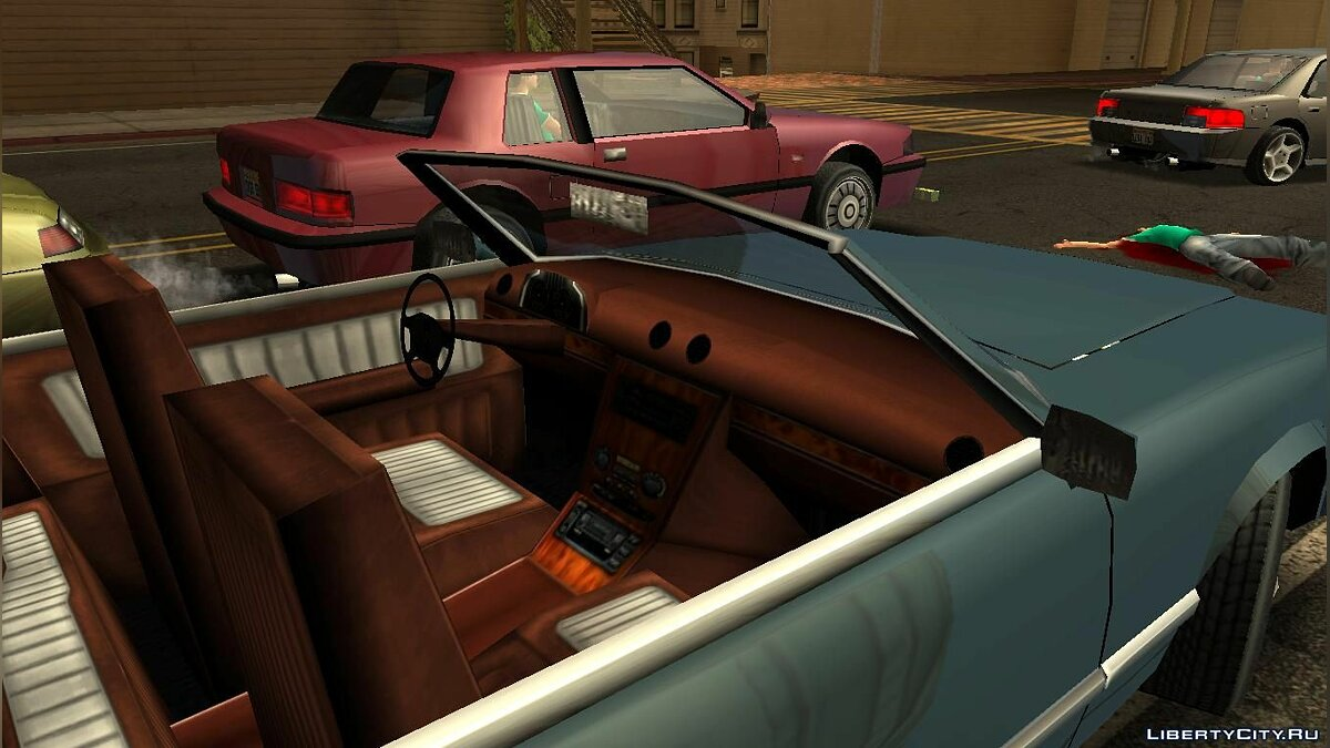 Car texture HD Textures for cars - Rikintosh's Small Details Mod for GTA San Andreas