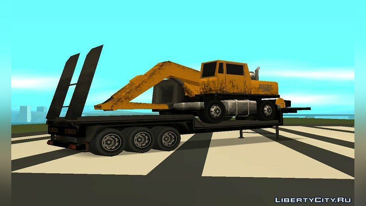 Car trailer Trailer Compilation for GTA San Andreas