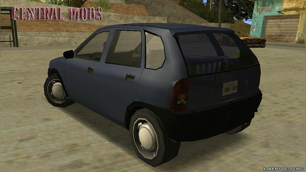 Chevrolet Corsa Hatch 2002 for GTA San Andreas - screenshot #2