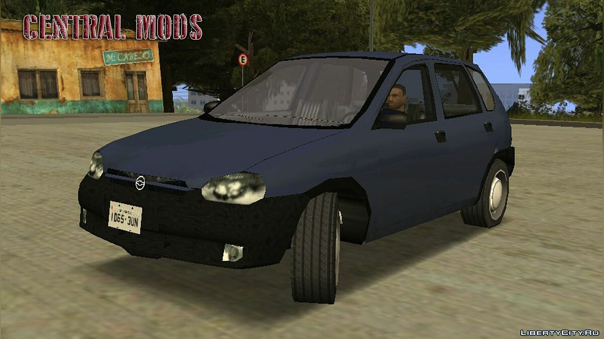 Chevrolet Corsa Hatch 2002 for GTA San Andreas