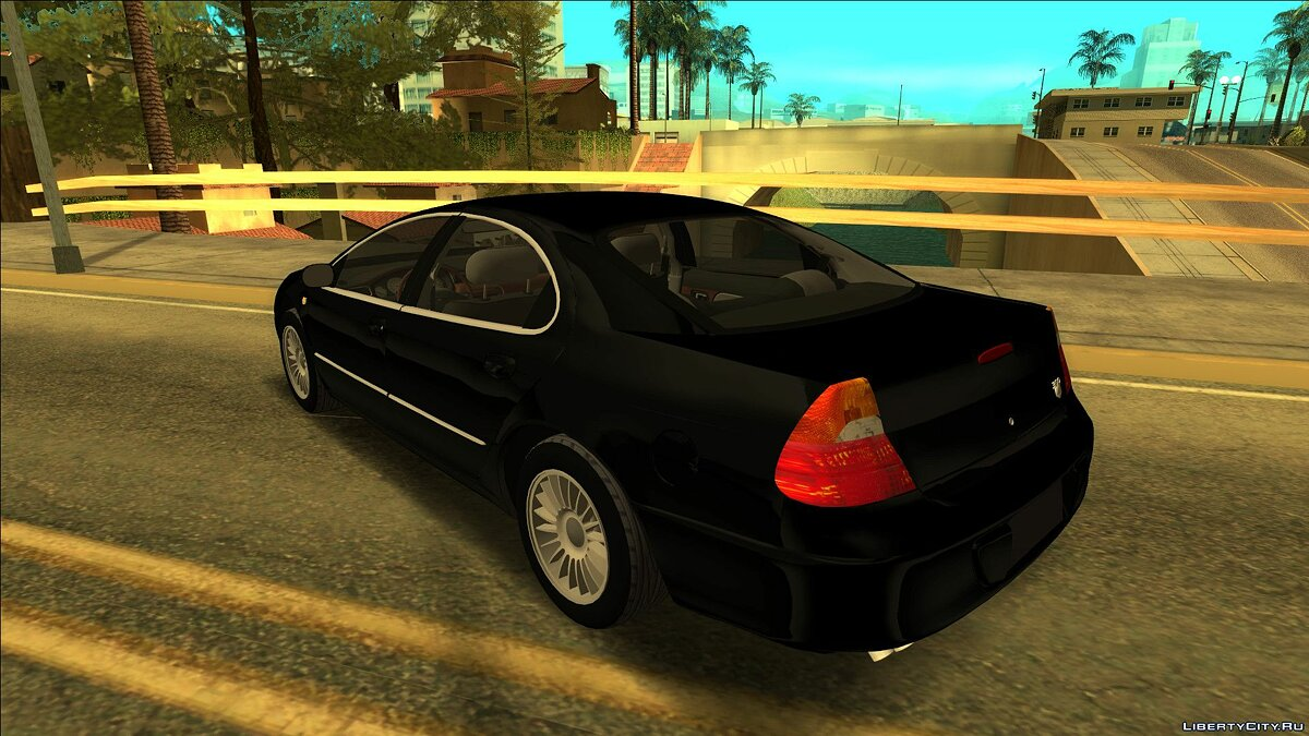 Chrysler car Chrysler 300M for GTA San Andreas