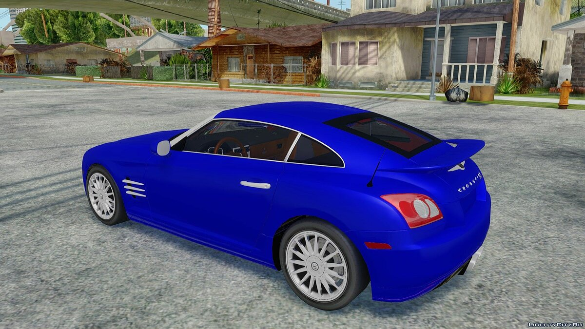 Chrysler car Chrysler crossfire for GTA San Andreas