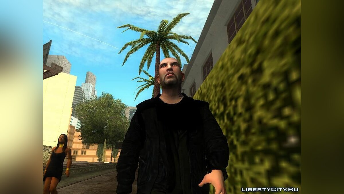 Comics Losers, too, can protect themselves. Issue 3 for GTA San Andreas