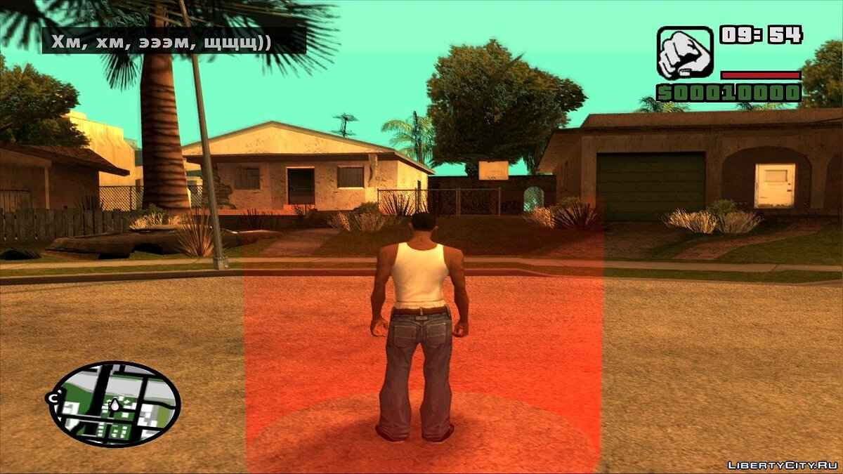 Mission editor Input Emulate for GTA San Andreas