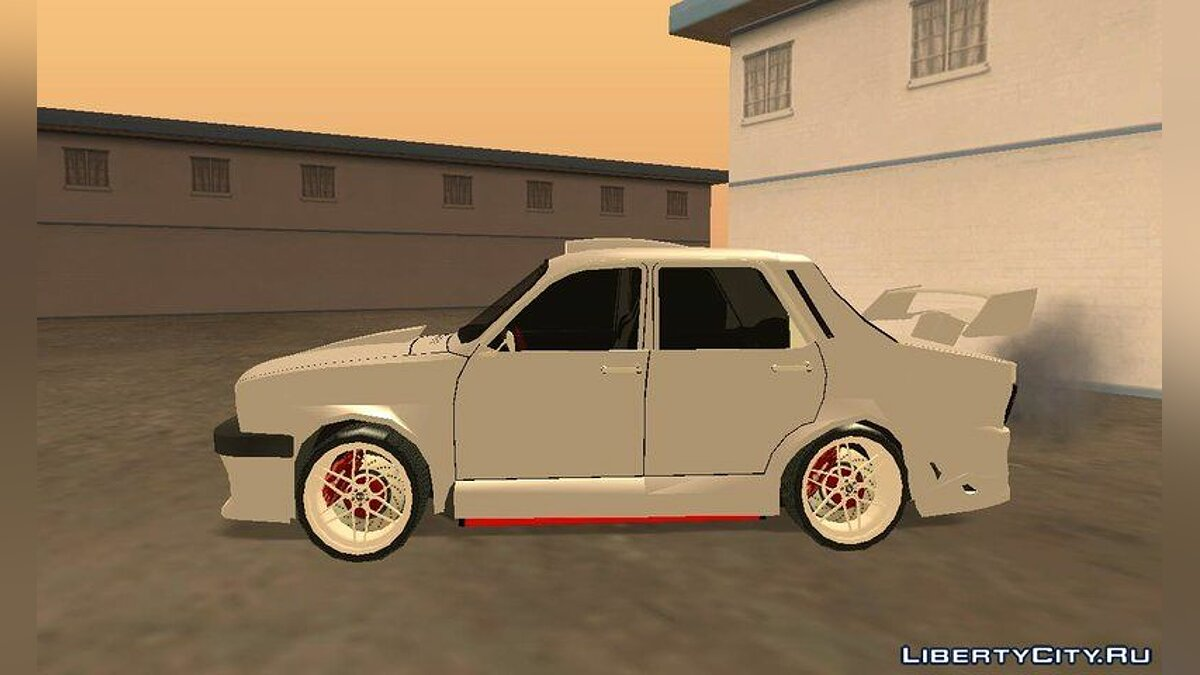 Dacia car Dacia 1310 Tunata for GTA San Andreas