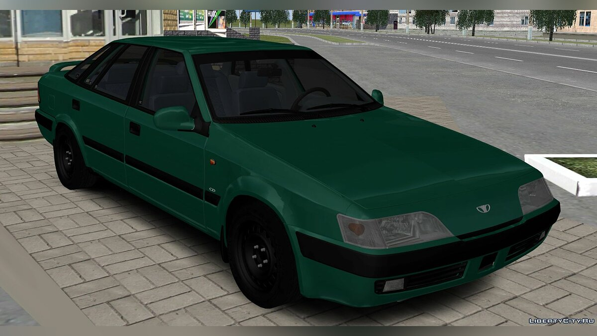 Daewoo car Daewoo espero for GTA San Andreas