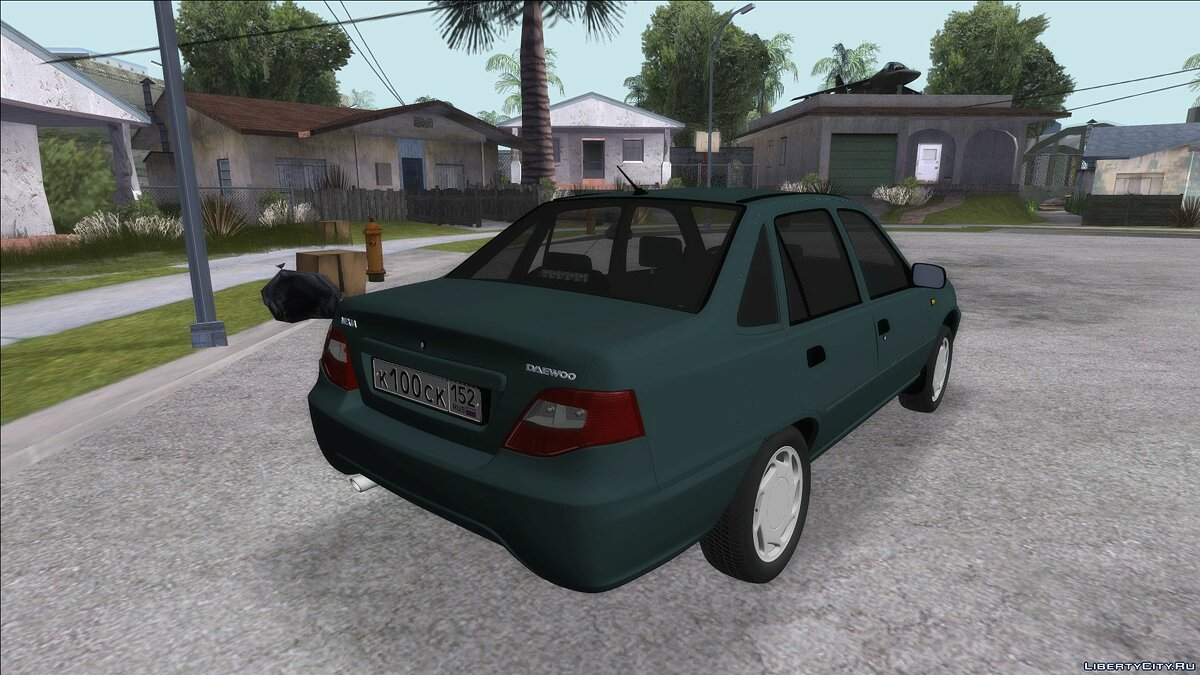 Daewoo car Daewoo nexia for GTA San Andreas