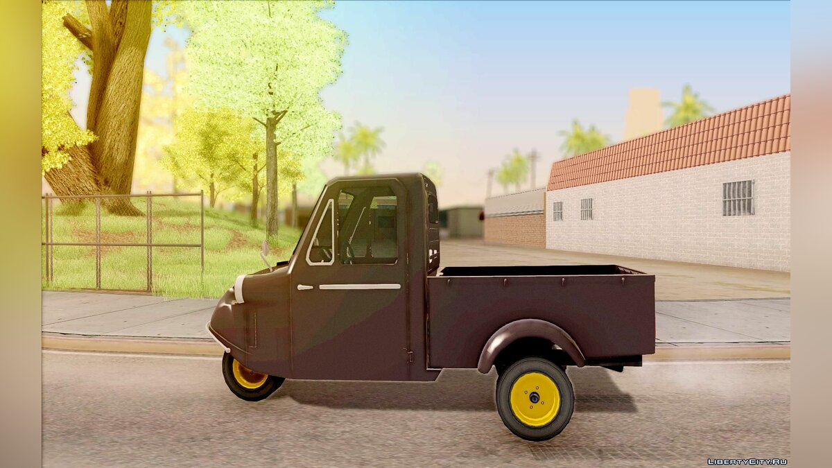 Daihatsu car Daihatsu Midget MP5 for GTA San Andreas