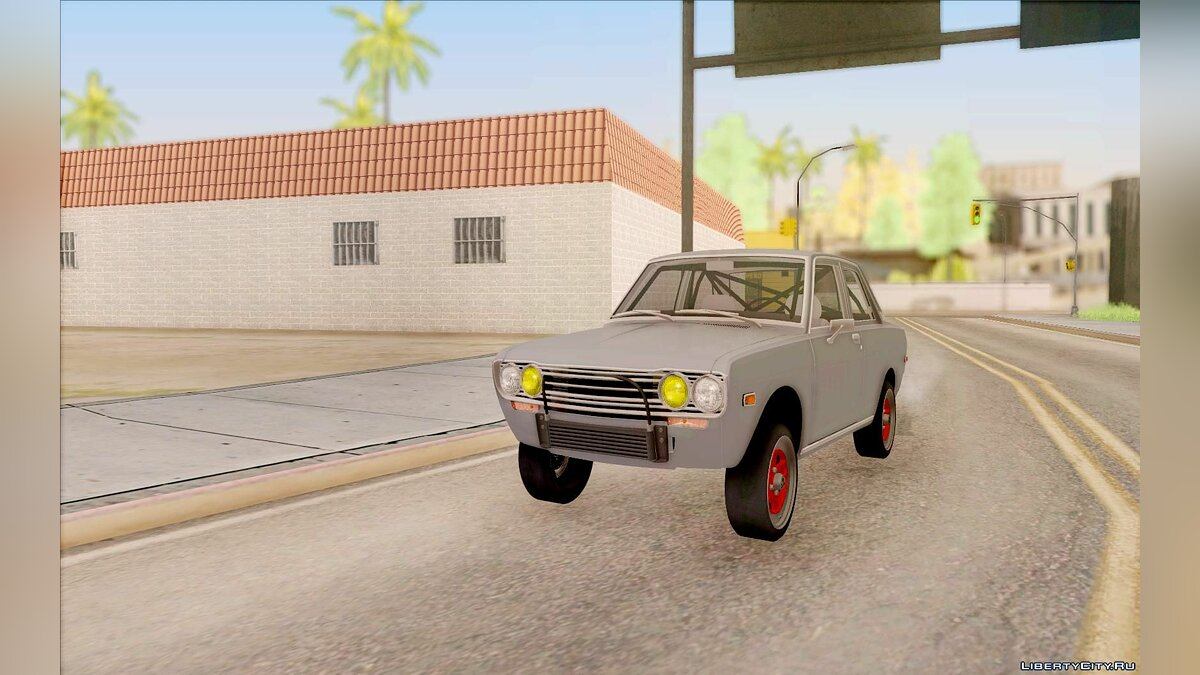 Datsun car Datsun 510 JDM Style for GTA San Andreas