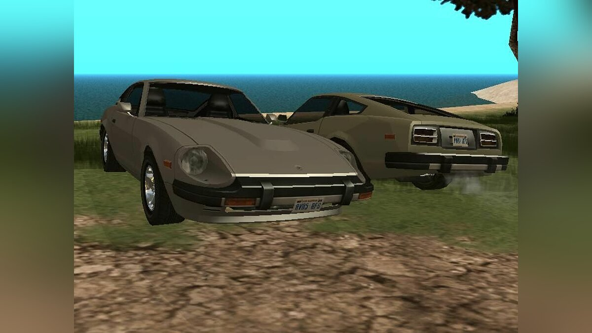 Datsun car Datsun 280z for GTA San Andreas