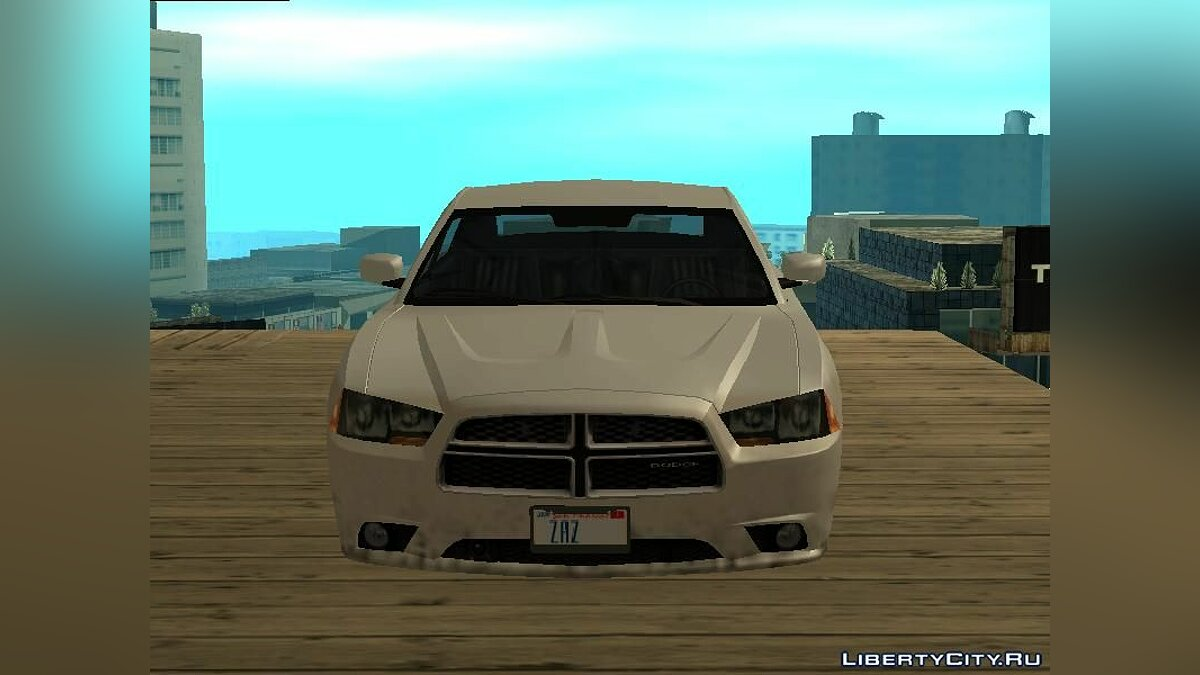 Dodge car Dodge Charger 2011 for GTA San Andreas