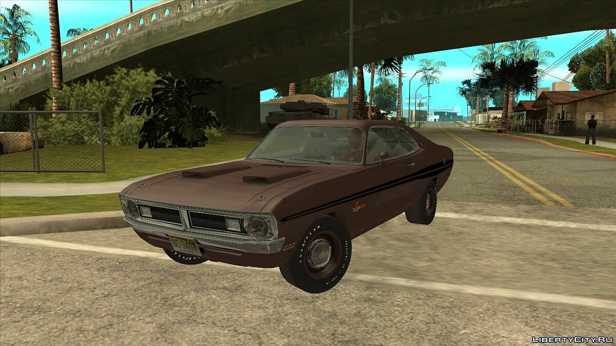 Dodge car Dodge Demon 1971 for GTA San Andreas